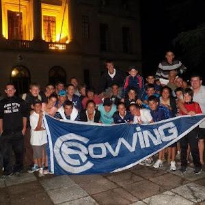 PLANTEL CLUB COLONIA ROWING. 18 noviembre 2012