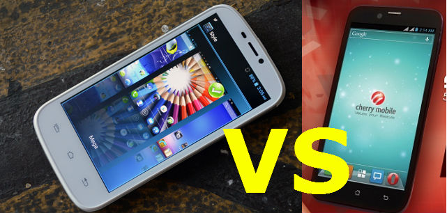 Starmobile Diamond vs Cherry Mobile Skyfire 2.0