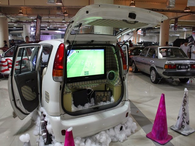 Modifikasi Audio Hyundai Atoz