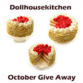 Miniature-Dollhouse Giveaway