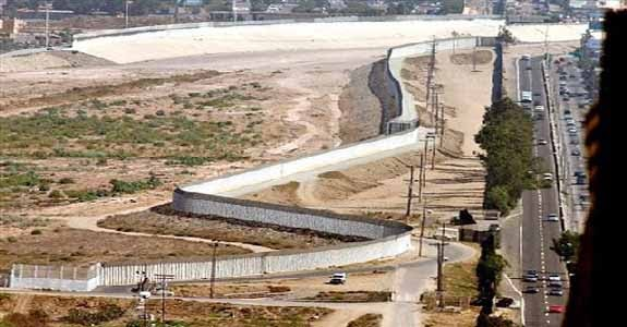Environmental Problems With Building A Wall Between Usa And Mexico