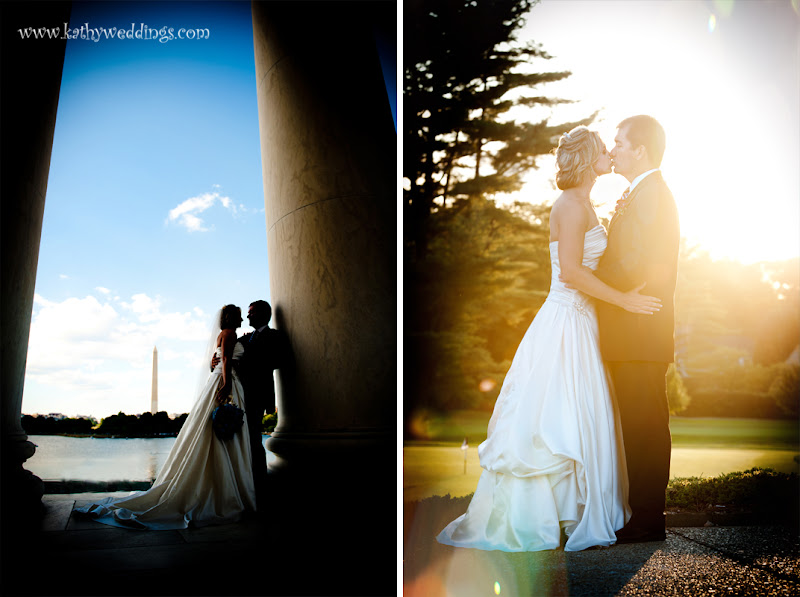 Washington Monument wedding pictures