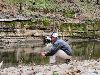Jeff currier global fly fishing trout fishing in kentucky for Fly fishing kentucky