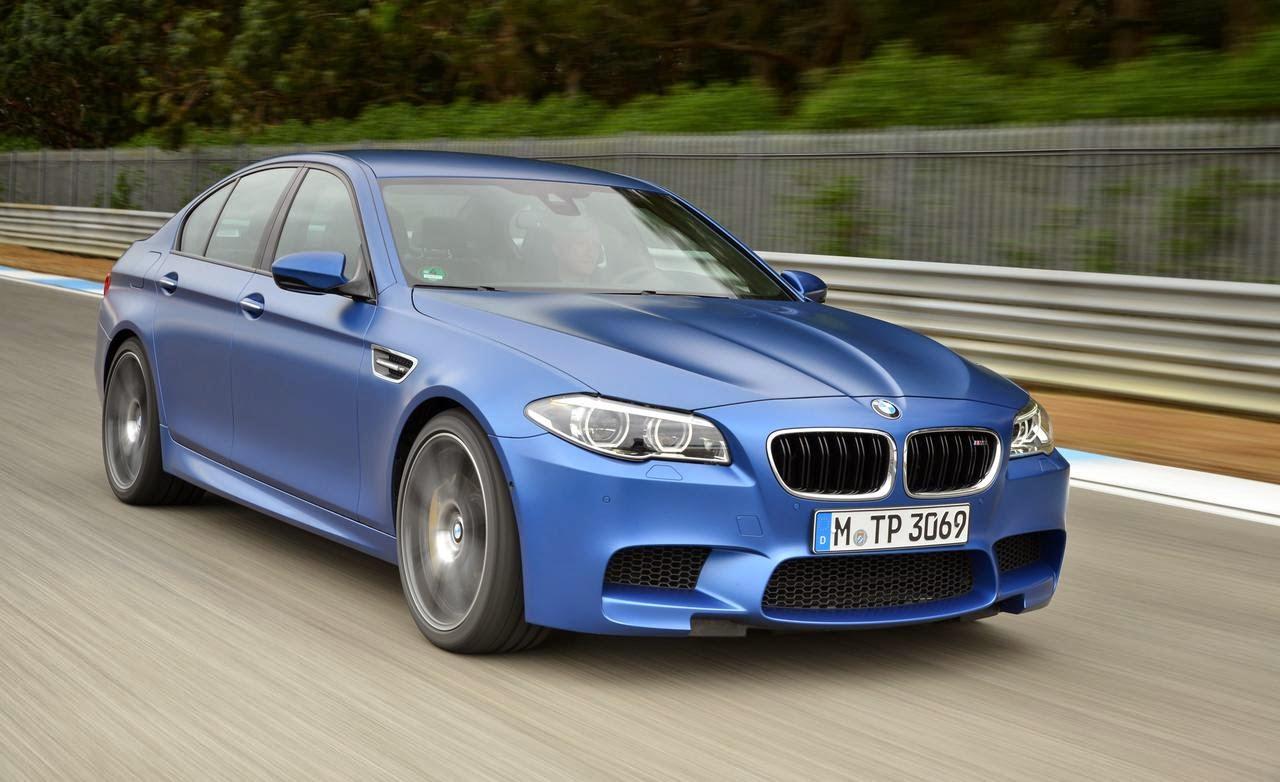 Nuevo BMW M5 2014