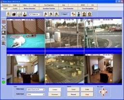 تحميل برنامج عرض كاميرات الويب Download Robot Benri 3.6.5