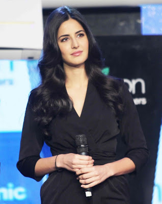 Katrina Kaif Launches Panasonic's New Cube Ac Pictures Photos