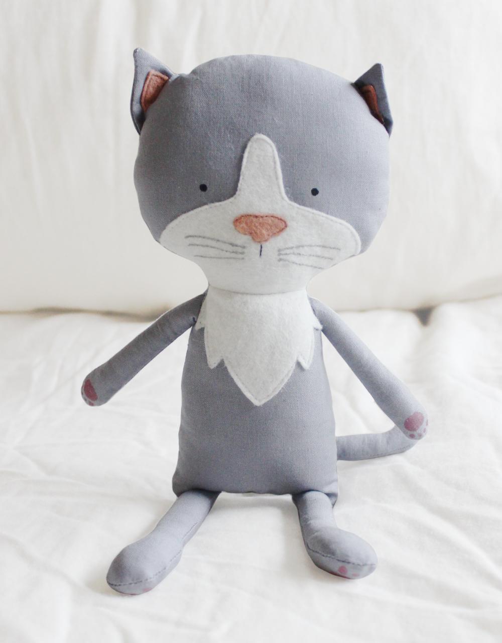 Elf pop cat sewing pattern - Cat clothing patterns free ...