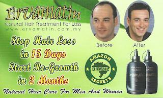 ERVAMATIN HAIR TREATMENT