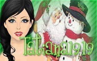 Escritora: Tatiana1919
