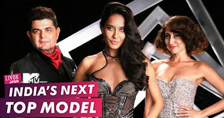 Poster Of India's Next Top Model 2018 Watch Online Free Download