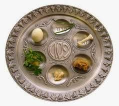 O ovo da serpente no seder de Pessach
