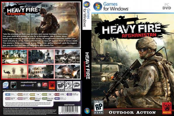 تحميل لعبة heavy fire afghanistan برابط واحد مباشر