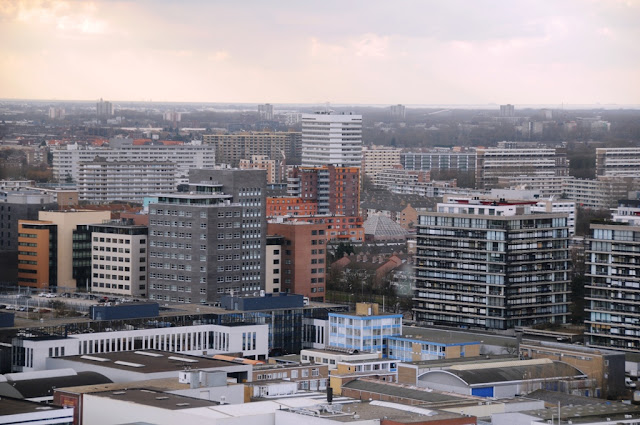 Rijswijk from the air
