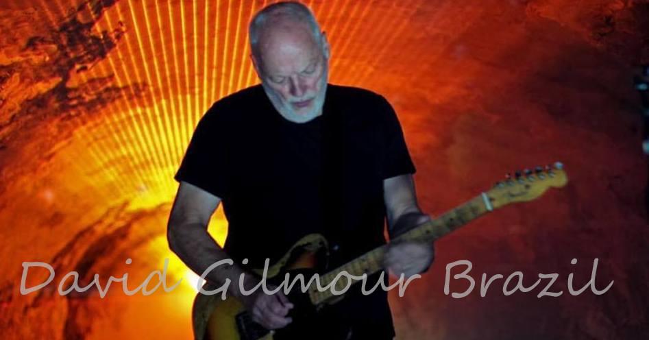 David Gilmour Brazil