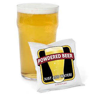 Cerveja Em Pó