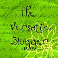 The Versatile Blogger (1) :)