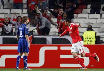 Benfica 1 - 0 Otelul Galati (2)