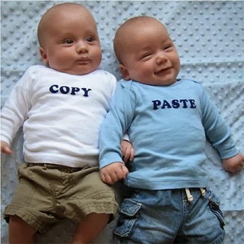 Des Images et photos de bébés Jumeaux