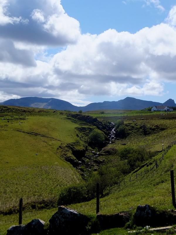 écosse scotland skye randonnée