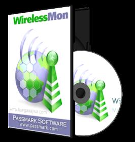 Passmark WirelessMon 4.0.0 Build 1008 Include Keygen