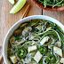 Thai Noodle Soup With Tofu, Mushroom & Zucchini  Recipe