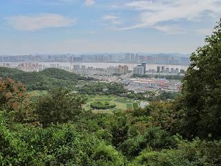 Eight Diagram Field from Jade Emperor Hill, Hangzhou