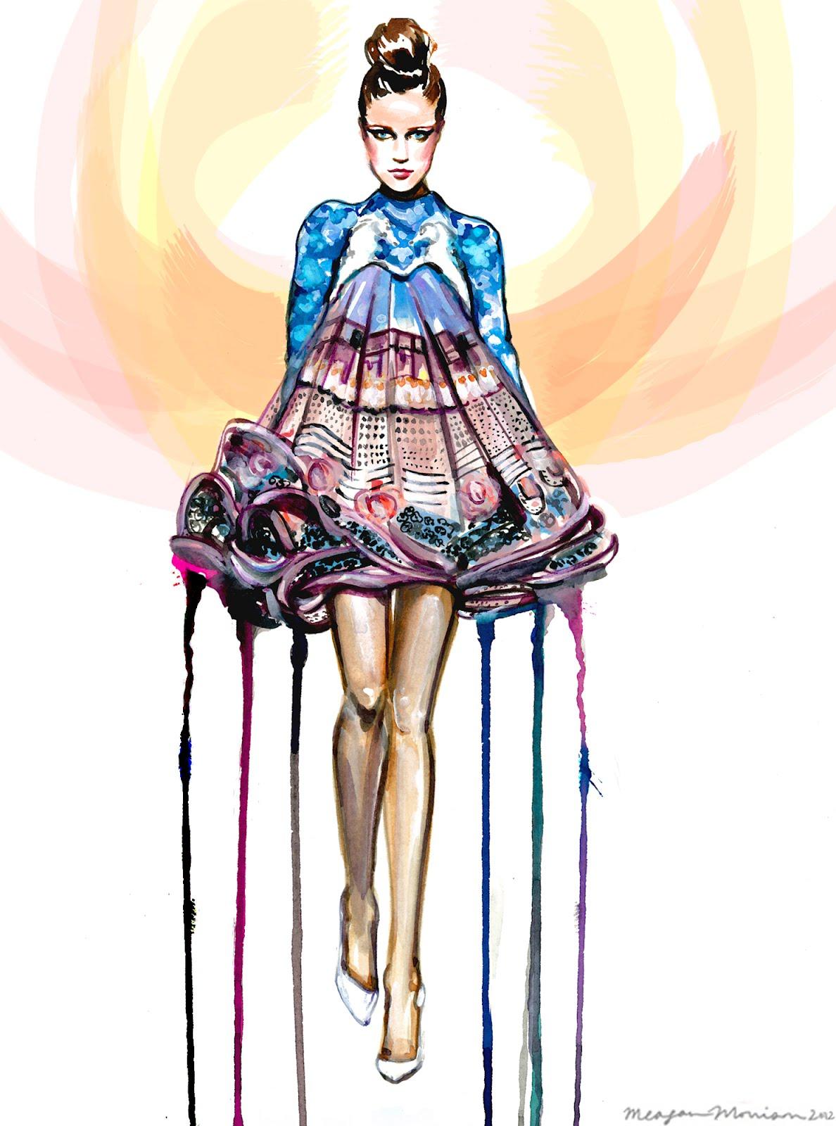 Art of fashion design 25