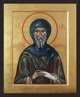 Azi 27 octombrie praznuirea Sfantului Dimitrie cel Nou , ocrotitorul Bucurestilor !