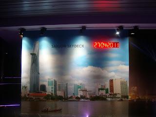 Observatory Saigon: Saigon Skydeck