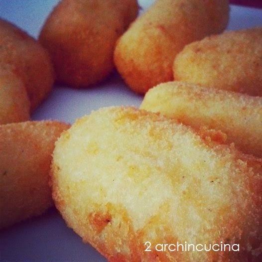 Panzarotti di patate