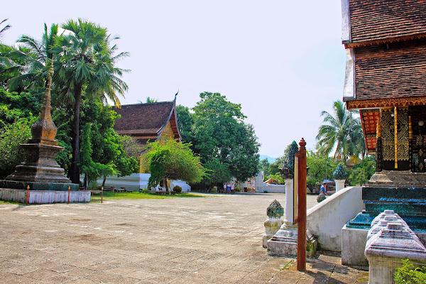 Wat Xieng Thong - Louangphrabang - Laos