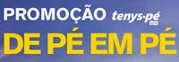 Promoção Tenys-pé Baruel de pé em pé www.promocaodepeempe.com.br