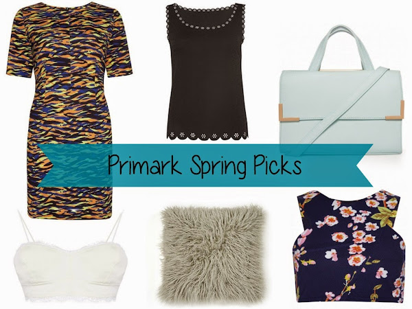 Spring Primark Picks