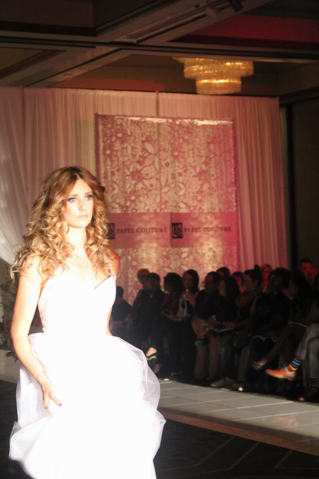 Columbus Fashion Week Bridal Show