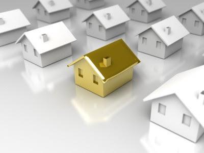 cara beli properti murah dengan emas