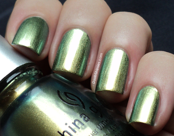 China Glaze Rare & Radiant