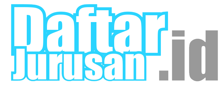 Daftar Jurusan