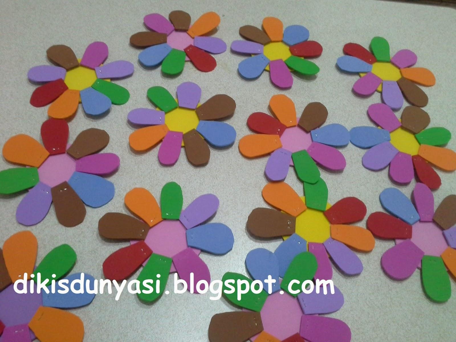 okul öncesi davranış çiçekleri proje ödevim