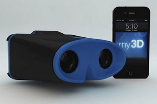 Hasbro My3D for iPhone and iPod Touch promises three-dimensional content