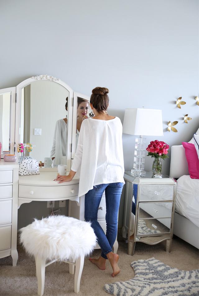 Bedroom Reveal Southern Curls Amp Pearls Bloglovin