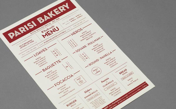 Menu Design Ideas creative restaurant menu designs 10 Restaurant Menu Design