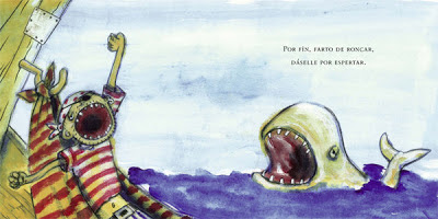 Las letras de Aitana y Bruno: El pirata Pata de Lata