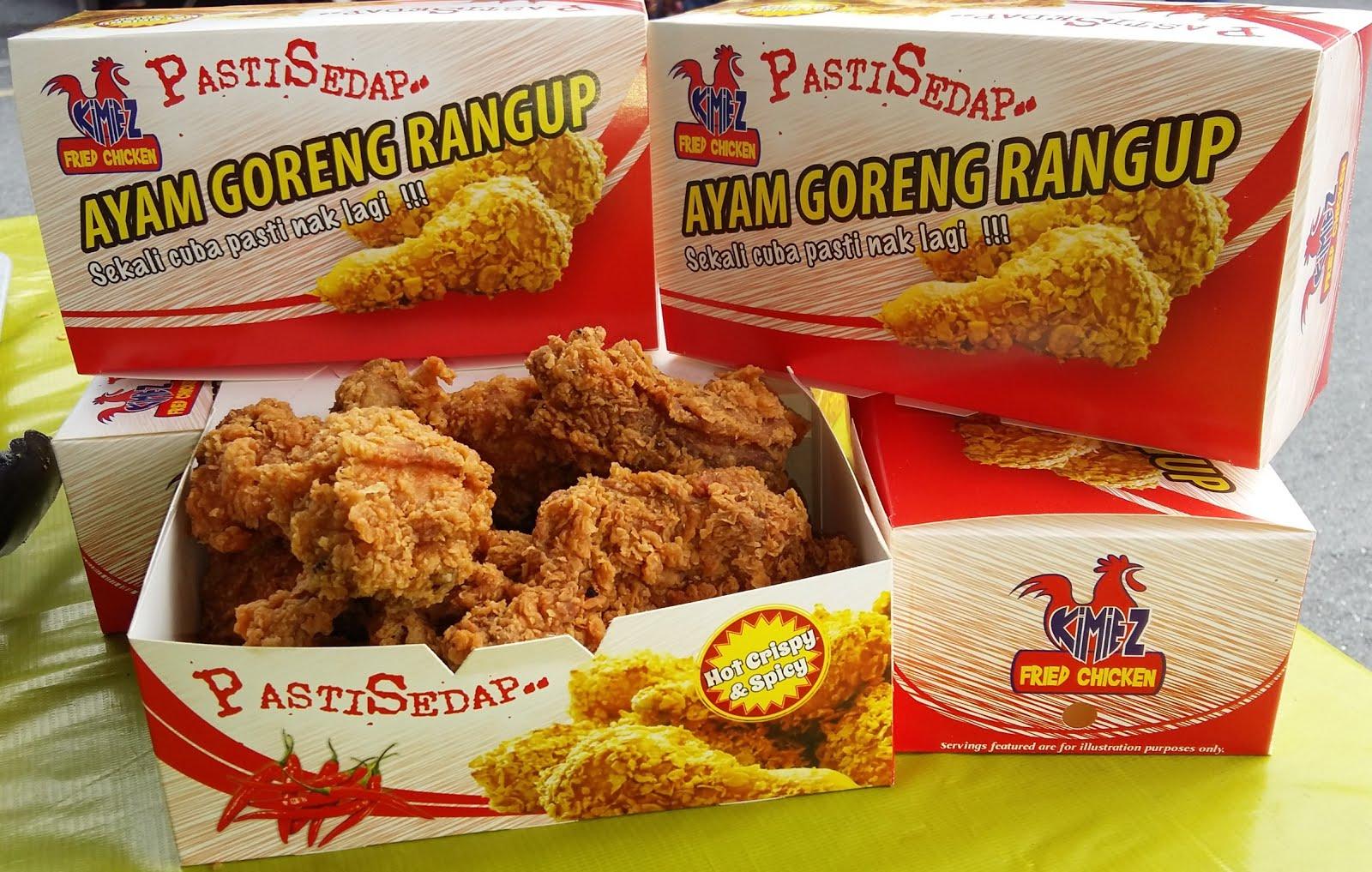 Ayam goreng krukk krukk !