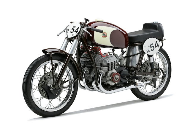 1954 Derbi 350 Racer | Derbi 350 Racer | 1954 4cylinder Derbi 350 Racer | Derbi Motorcycles | Two stroke motorcycles