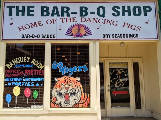 The Bar-B-Q Shop, Memphis