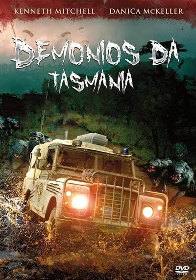 Baixar Filme Demônios da Tasmânia RMVB Dublado BDRip Download via Torrent