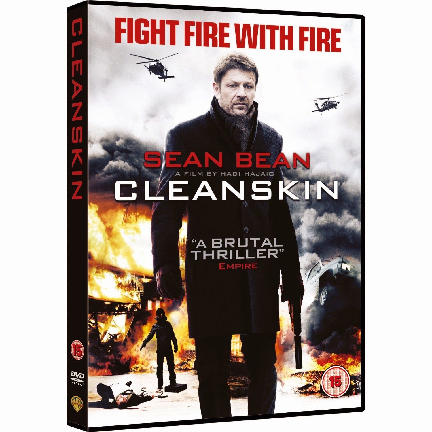 Download Cleanskin (2012) BluRay 720p