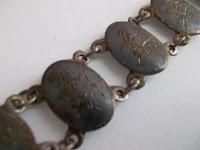 Siam Silver Bracelet Vintage1