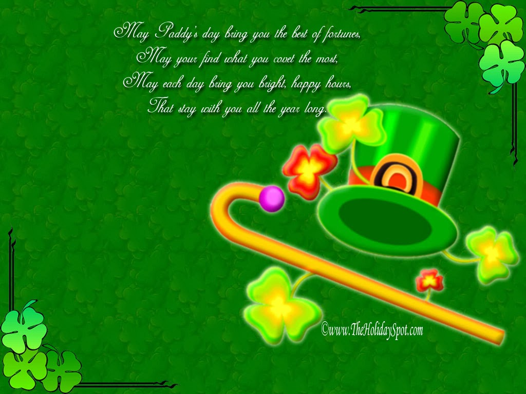 St Patricks Day Wallpapers free Download