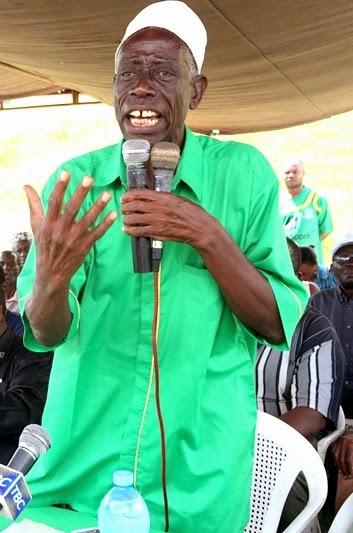 Tokeo la picha la Ibrahim Akilimali maarufu kama mzee Akilimali.